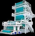 Two Layer Extrusion Film Line