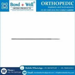 Orthopedic Schanz Screw - Self Tapping