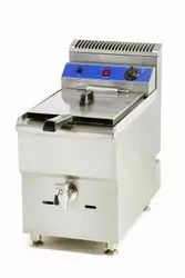 Gas Deep Fryer 18 ltrs