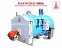 Oil Cum Gas Fired Steam Boiler