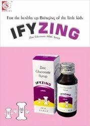 Ifyzing Zinc Gluconate Syrup