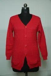 0012 Woolen Cardigans