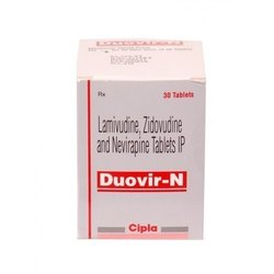 Lamivudine, Zidovudine And Nevirapine Tablet