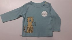 MONTAC LIESTYLE Casual Wear Kids wear_Tshirts, pants, shorts_100% Cotton_0 to 1 year, Size: 0-1