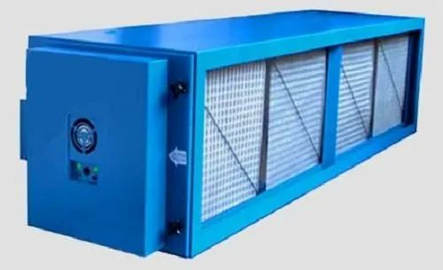 Dry Scrubbers (Electro Static Scrubber)