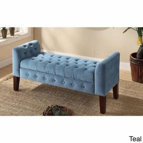 Foam Modern Living Room Bench, Living Room Bench