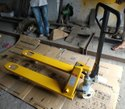 Low Profile Entry Pallet Truck