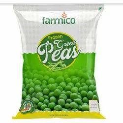 A Grade 200 Gram Frozen Green Peas