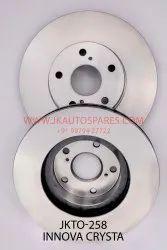 Brake Disc for INNOVA CRYSTA