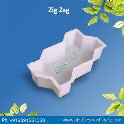 Zig Zag Mold