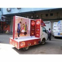 1 Month And More Flex Vans Campaigns, in Pan India