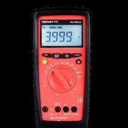 410 Rishabh Digital Multimeter