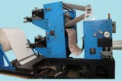 Fully Automatic Paper Cup Blank Printing & Punching Machine