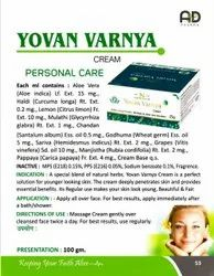 Semi-solid Yovan Varnya Cream, Ingredients: Herbal, Packaging Size: 25gm