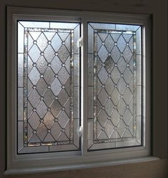 Natural Modern Fixed Glass Window