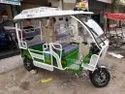 Kuku Electric Rickshaw