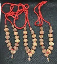 Indonesian Siddha Mala (1-14 Mukhi,Ganesh,Gaurishankar) Medium Size