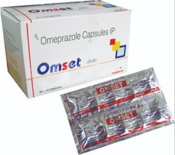 Omeprazole OMSET, Prescription, Therawin Formulations
