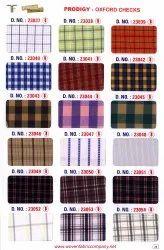 23037 School Uniform Shirting Fabric