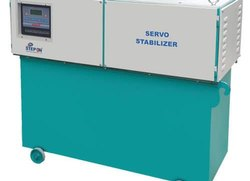 3 Phase and Single Phase Servo Stablizer, Output Voltage: Range 170 To 415v