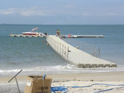 Imported Floating Pontoons/ Jetty/ Cubes