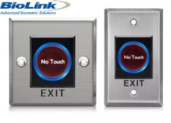 Biolink No Touch Push Button