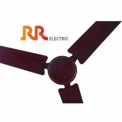 White Mild Steel RR Electric VAYOO Ceiling Fan 1200MM 3 Blades, Size: 48Inch, Blade Size: 48 Inch