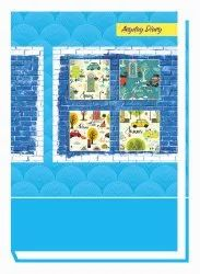 Flora Anyday Diary Excel D34