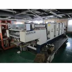 Lithrone 26 4 Color Offset Printing Machine