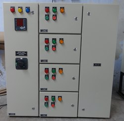 Ac Motor Mild Steel Starter Panel, For Industrial