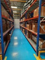 Heavy Duty Bulk Storage Racks