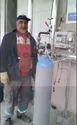 CO2 Cylinder Filling Unit
