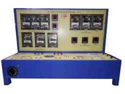 Sub - Station Protection And Operation Control Panel