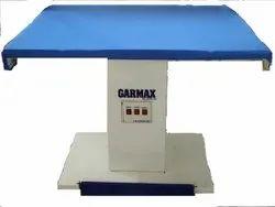 Blue,White Vacuum Ironing Table
