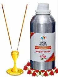 Musky Rose Flavour Fragrance