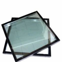 Transparent Rectangle Window Toughened Glass, For Partition, Size: 24 x 12 Inch