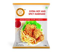 Chef's Art Extra Hot and Spicy Marinade (1 Kg)