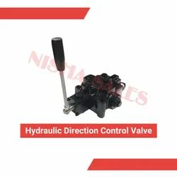 Hydraulic Directional Control Valve, Model Name/Number: Dl