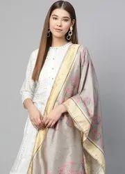 Zarika Bbd Color Vol-1 Designer Silk Dupatta Wholesale Catalog Collection