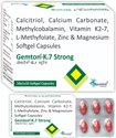 Calcitriol I.p. Calcium Carbobate Vitamin Methylcobalamin Zinc Magnesium .l-methylfolate 800