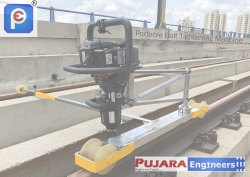 Plain Railway Bolt Tightening Machine, Capacity: 1700Nm, Automation Grade: Manual