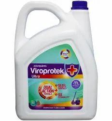 5 L Asian Paints Viroprotek Ultra Floor Cleaner