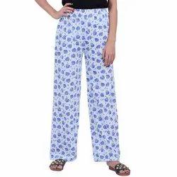Cotton Regular Wear Women Pajama, Size: Free Size, Age Group: 20-55