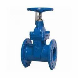 Ductile Iron High Pressure DI Sluice Valve, For Water, Size: 2-4 Inches