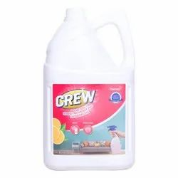 Rose Diversey Crew Room Freshener And Deodorizer, Liquid, Packaging Size: Can