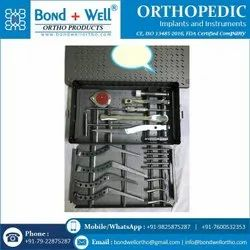 Orthopedic Bipolar Instrument set