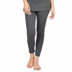 Own Brand Fitted Woolen Leggings