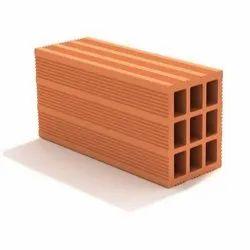Rectangular Porotherm Hollow Clay Bricks
