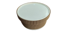 250ml Ripple Container With Lid