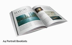 A4 Booklet Printing Services